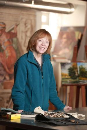 St. Louis Muralist Margaret von Kaenel